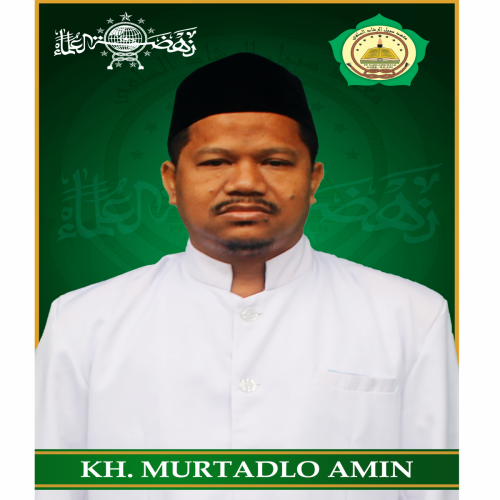 KH Murtadlo Amin (1)